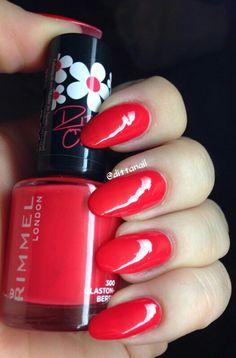 Rimmel London Glaston-berry