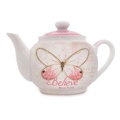 Believe Teapot