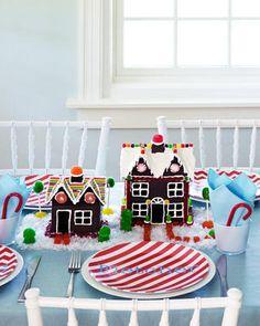 Leela Gingerbread House party ...