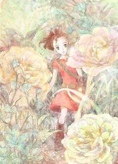 Arrietty #Ghibli