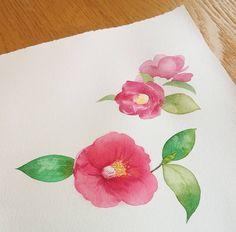 동백꽃의 계절이 돌아왔다. 엄마가 가장 좋아하는 동백꽃의 계절이 돌아왔다. 몇 해 전 만해도 엄마가 예쁘다는 그 꽃이 어디가 예쁜지 알지 못했다. 내눈에는 자주빛 빛깔과 동글한 모습이 촌스럽게 느껴 졌다. 그리고 몇 해가 지난 지금 내 눈에도 동백꽃이 조금씩 예뻐 보인다. 조금 더 엄마의 마음을 알게 된 걸까? 몇 해가 더 지나면 더 알아 가겠지..