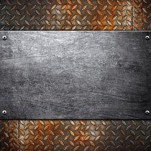 Valokuvatapetti - Metal Pattern