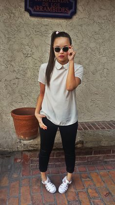 white sandals outfits Sandals Outfit, White Sandals, Summer Outfits, Hipster, Spring Summer, Sporty, Style, Fashion, Swag