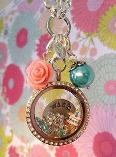Origami Owl Living Locket  One of a kind necklace  Customizable   You pick the charms, chain, dangles, locket, plate to create a special gift for your loved ones.    www.Adriana.OrigamiOwl.com
