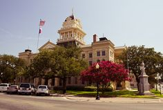 Bell County Courthouse  Belton, TX