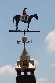Weather Vane..time for the DERBY!
