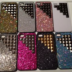 I seriously love studded cases