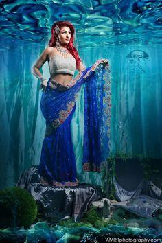 9 Photos Of Disney Princesses Transformed Into Indian Brides