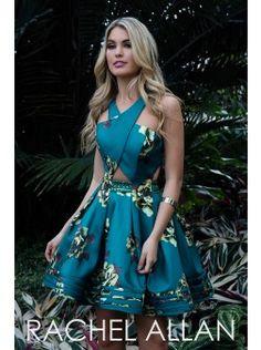 Rachel Allen 4150 | Find this 2016 Homecoing dress at www.henris.com