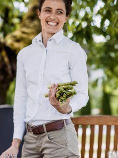 Grüner Spargel aus dem Lavanttal Farm Shop