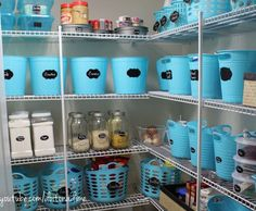 Use Dollar Tree containers.