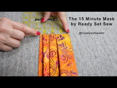Here are some of our favorite instructions for making them—and an invitation to share your creations with us. mask diy mask filter mask free printable mask homemade mask how to make one mask pattern Sewing Hacks, Sewing Tutorials, Sewing Patterns, Hair Tutorials, Fabric Crafts, Sewing Crafts, Sewing Projects, Easy Face Masks, Diy Face Mask
