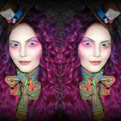 Mrs.  MAD Hatter | Brittany C.'s Photo | Alice in wonderland | Mad Hatter