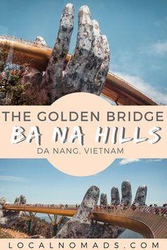 Da Nang, Vietnam Travel Guide, Asia Travel, Vietnam Tourism, Cool Places To Visit, Places To Go, Laos, Online Travel Agent, Vietnam Voyage