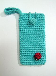 Portacellulare con coccinella - Mobile pocket | Flickr - Photo Sharing!