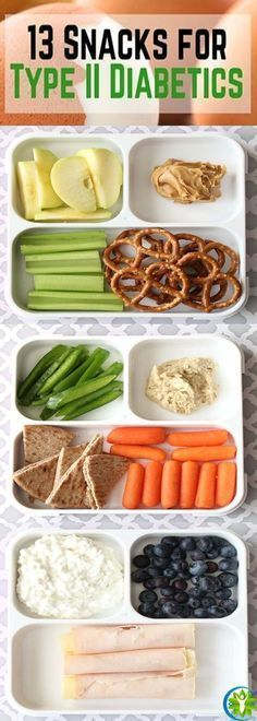 You Suffer from Type 2 Diabetes? Take a Look at the 13 Snacks That You Should Eat Suffer from Type 2 Diabetes? Take a Look at the 13 Snacks That You Should Eat Diabetic Tips, Diabetic Meal Plan, Diabetic Snacks Type 2, Diabetic Food Recipes, Easy Diabetic Meals, Hotdish Recipes, Diabetic Drinks, Bariatric Recipes, Diabetic Recipes