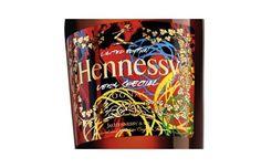 Hennessy x Futura 2000 Limited Edition Cognac