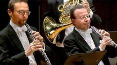 """Mozart: Serenade """"Gran Partita"""" / Members of the Berliner Philharmoniker B Flat Major, Concert, Instrumental, Musica, Concerts"""