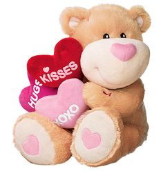 "ok..I had to EDIT this to let y'all know THE SONG on this AVON bear is JUSTIN BIEBER singing ""BABY BABY"" (Now I have to buy it! Gabrielle LOVES HIM!)