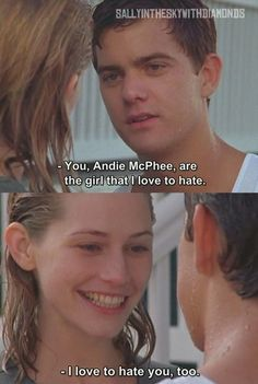 19 Things Dawson's Creek Taught You--If someone ever says this to you...it's not gonna work out.