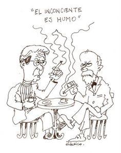 Freud y Lacán. ¿Vende humo?