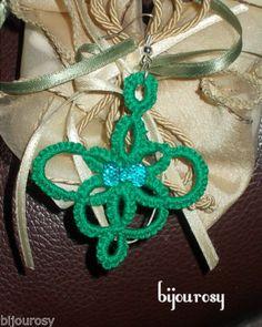 orecchini uncinetto | eBay