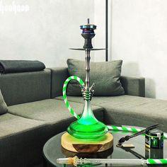 548 отметок «Нравится», 35 комментариев — Hookaze - Hookah & Shisha Blog (@hookaze) в Instagram: « @piranha_hookah in Green  Schönen Samstag an alle!  ______________________ #shisha #hookah…»