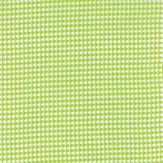 Here Boy Childrens Triangles Lime Yardage by StarlitQuilts, $2.25