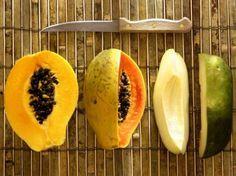 La papaya era conocida antiguamente como la fruta del árbol de la buena salud, y no es para menos ya que aparte de su delicioso sabor, la papaya tiene grandes p