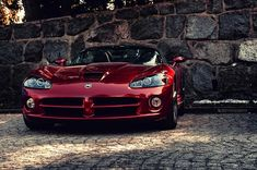 Dodge Viper SRT10 Roadster by Ni.St Photography