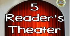 If you've ever considered adding reader's theater to your reading block but thought it would be too much work, check out this guest post from Sarah Wiggins!