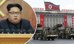 """NORTH KOREAN dictator Kim Jong-un has said he is ready for WAR if threatened by """"outsiders"""" in a frosty warning to bring in the New Year."""