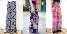White Plum's Palazzo Pants! 25 Styles Available! | Jane