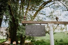 A Relaxed Rustic Old Forest School Wedding by Erica Jane