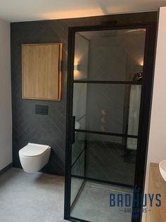 Bathroom Design Inspiration, Bathroom Interior Design, Bathroom Color Schemes, Bathroom Toilets, Beautiful Bathrooms, House Rooms, New Homes, Decoration, House Styles