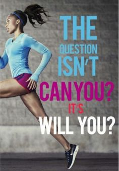 So..WILL YOU?! #fitnessinspiration #fitnessmotivation #welcome2seminars #fitness #health #attitude