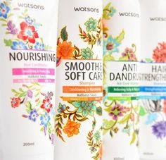 Novo shampoo muçulmano traz design floral apaixonante!