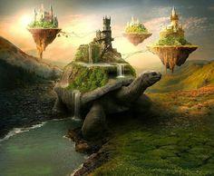 Turtle Islands  Elena Dudina