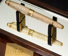 Mont Blanc $25,000 - ok this is over the top and I don't need it but it is cool.