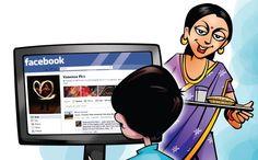 70% of Indian Tweens Admit Holding Facebook Accounts