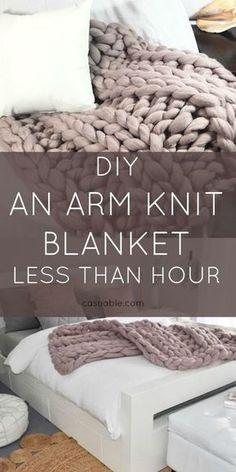 chunky knit blanket big cotton yarn tube yarn arm knitting merino wool yarn diy chunky blanket handmade chunky throw xxl decke merino wool woll decke do it yourself merino wool blanket Big Yarn Blanket, Knot Blanket, Hand Knit Blanket, Chunky Blanket, Knitted Blankets, Blanket Crochet, Large Knit Blanket, Blanket Ladder, Chunky Knit Throw