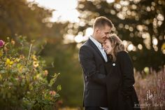 Harkness Memorial Park Engagement Session by Jennifer Bach Photography