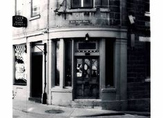 Photo John Mathieu. Rue St. Paul in Old Montreal taken in the 1980's