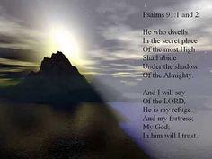 In him I will trust