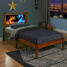 LightHeaded Beds 20343 Montgomery Bed Twin Espresso ** You can get additional details at the image link.