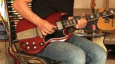 1964 Gibson SG Std. Gregor Hilden