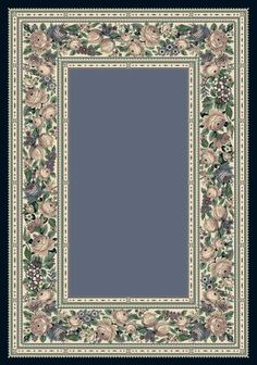 Printable dollhouse rug for your dollhouse.
