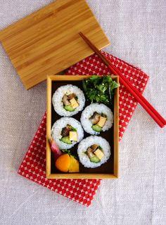 太巻き寿司弁当