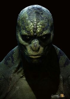 14 Best Lizard man monster images in 2016 | Lizards, Monsters, Alien
