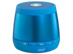 Even though they're small, these bluetooth speakers are super powerful! (Jam Plus Wireless Blue Tooth Speaker, $59.99, hmdxaudio.com)